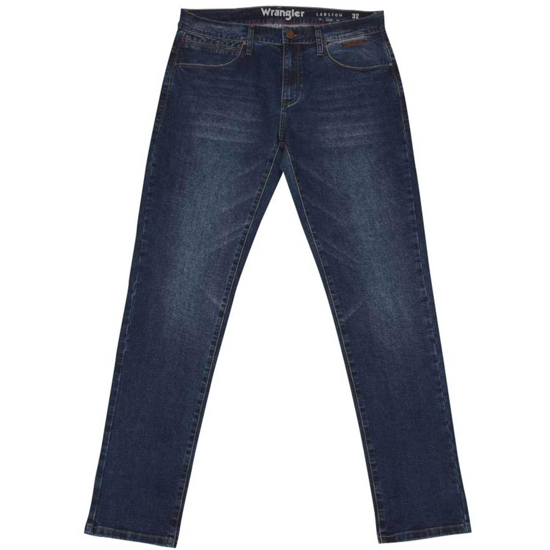 Wrangler larston retro Acero Jeans