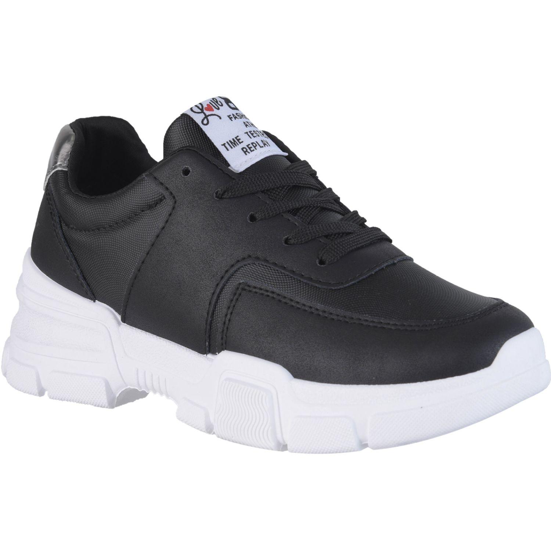 Platanitos Z 1031 Negro Zapatillas Fashion