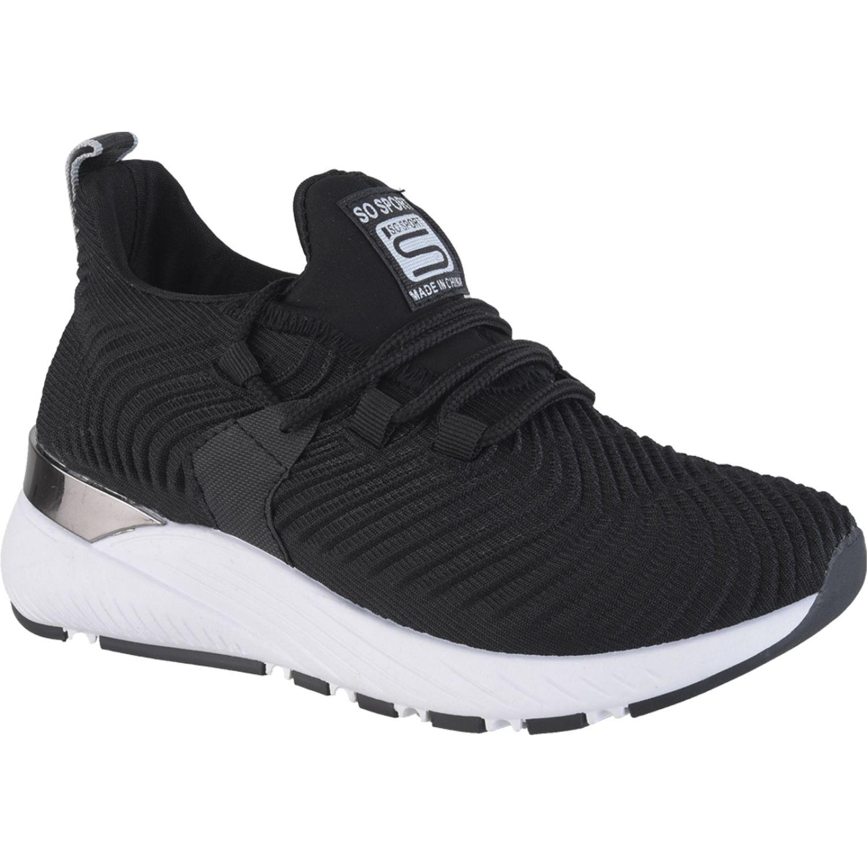Platanitos Z 40 Negro Zapatillas de moda