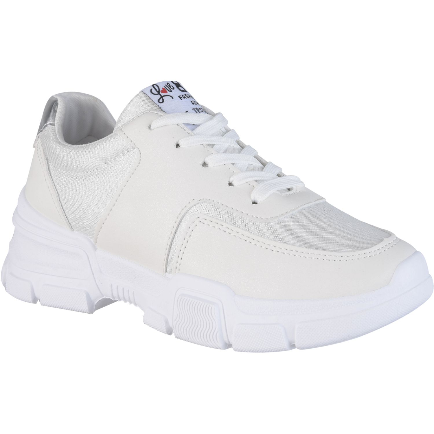 Platanitos Z 1031 Blanco Zapatillas de moda