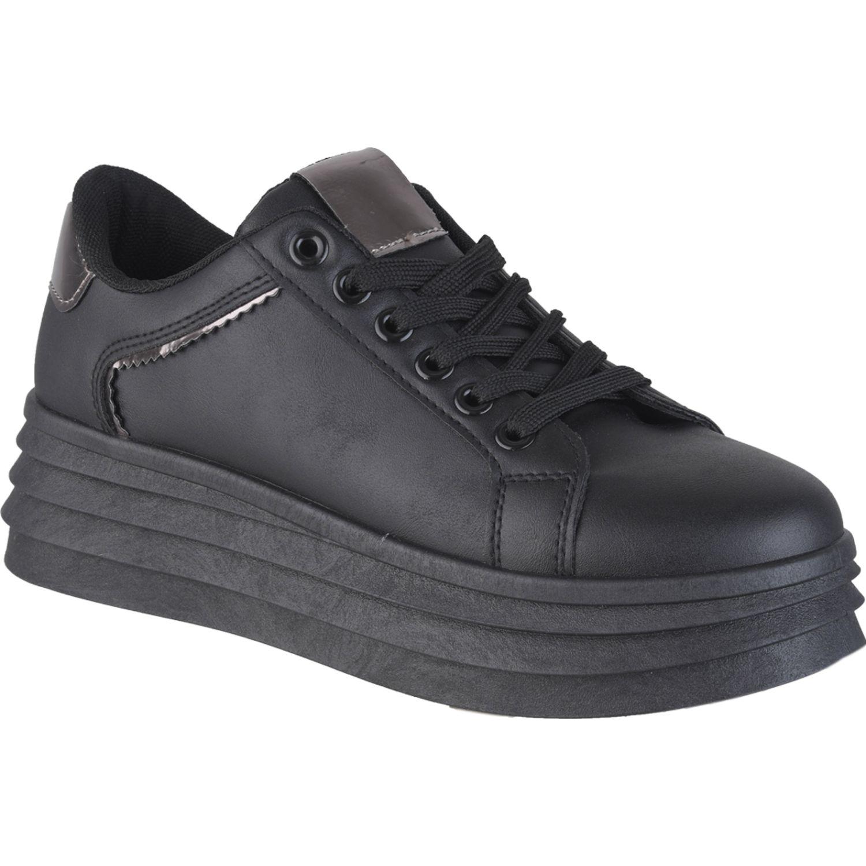 Platanitos Zc 1205 Negro Zapatillas de moda