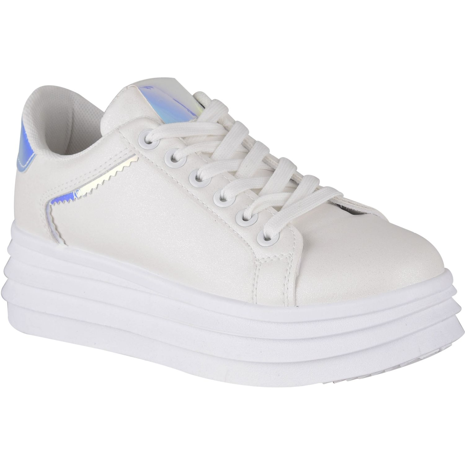 Platanitos zc 1205 Blanco Zapatillas Fashion