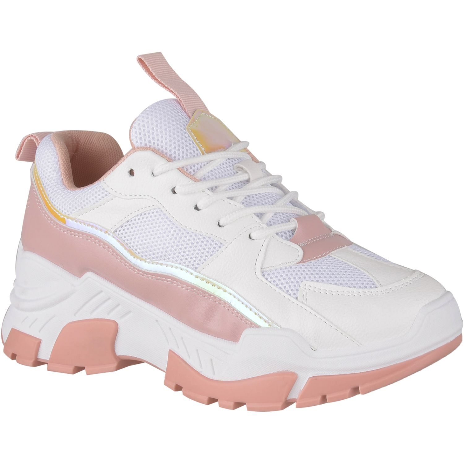 Platanitos Z 1206 Rosado Zapatillas Fashion