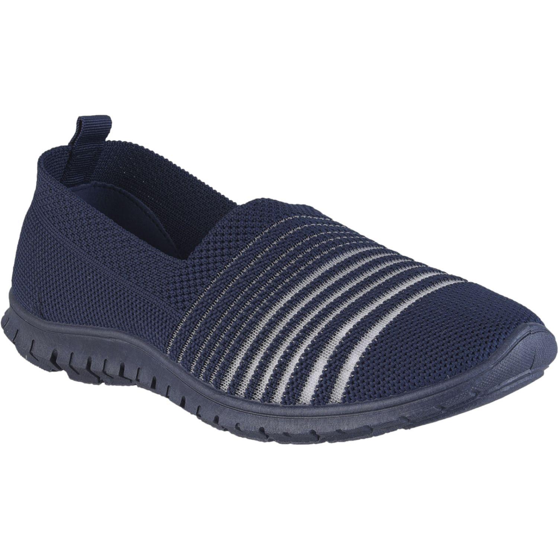 Platanitos Zce 717 Azul Zapatillas Fashion