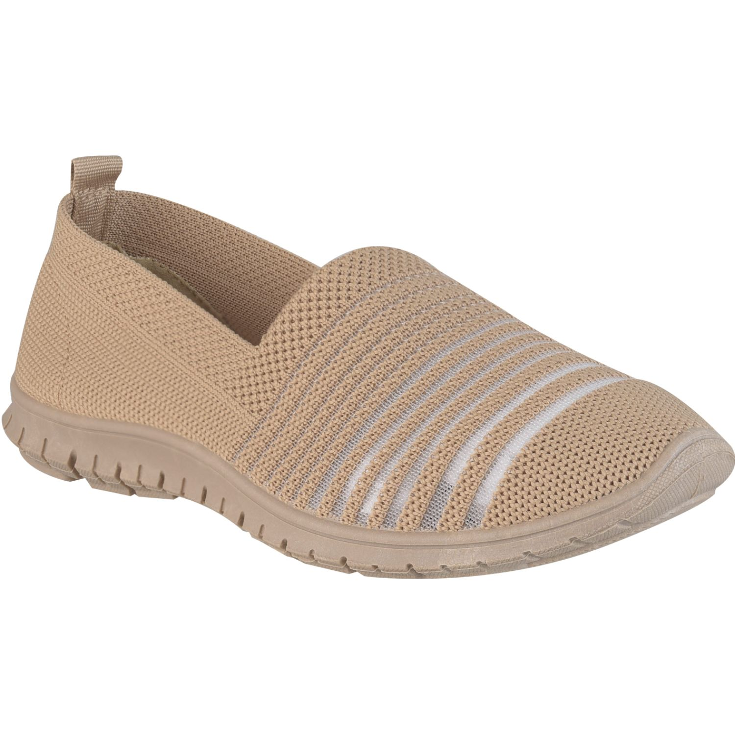 Platanitos zce 717 Beige Zapatillas Fashion