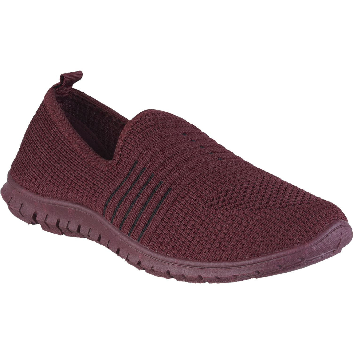 Platanitos zce 707 Guinda Zapatillas Fashion
