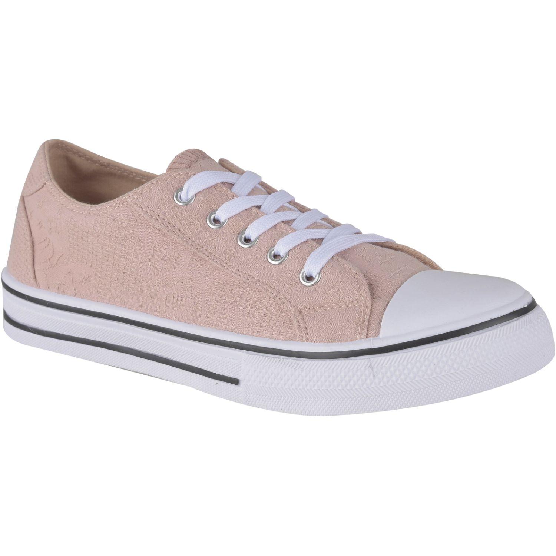 Zapatillas de Mujer Platanitos Rosado zc d001