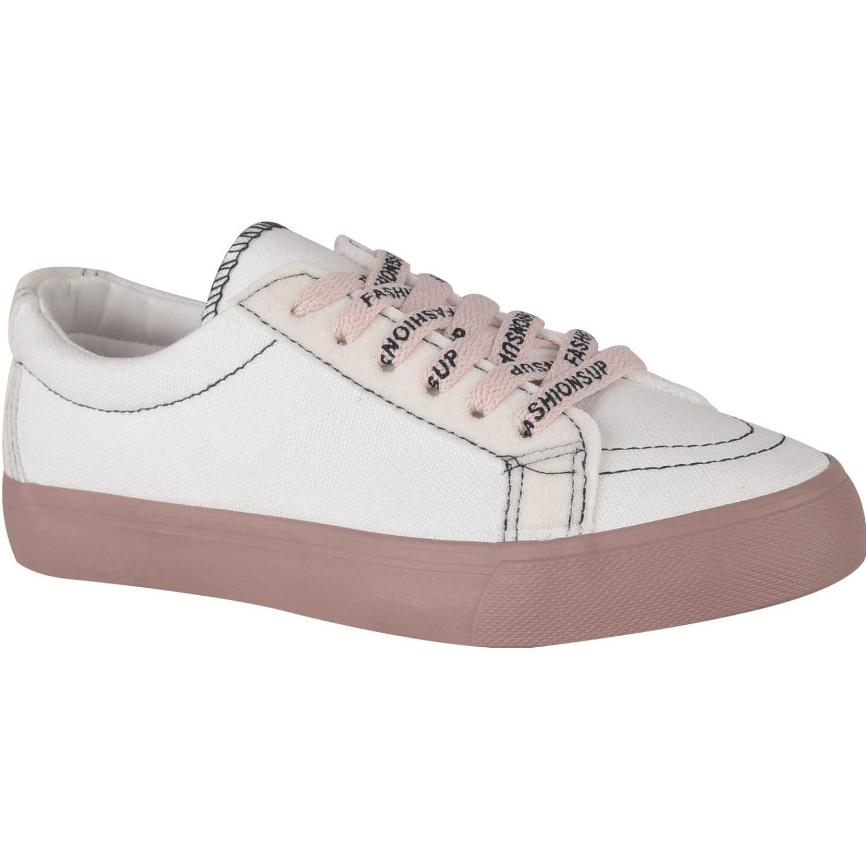 Platanitos Zce 09 Blanco Zapatillas de moda