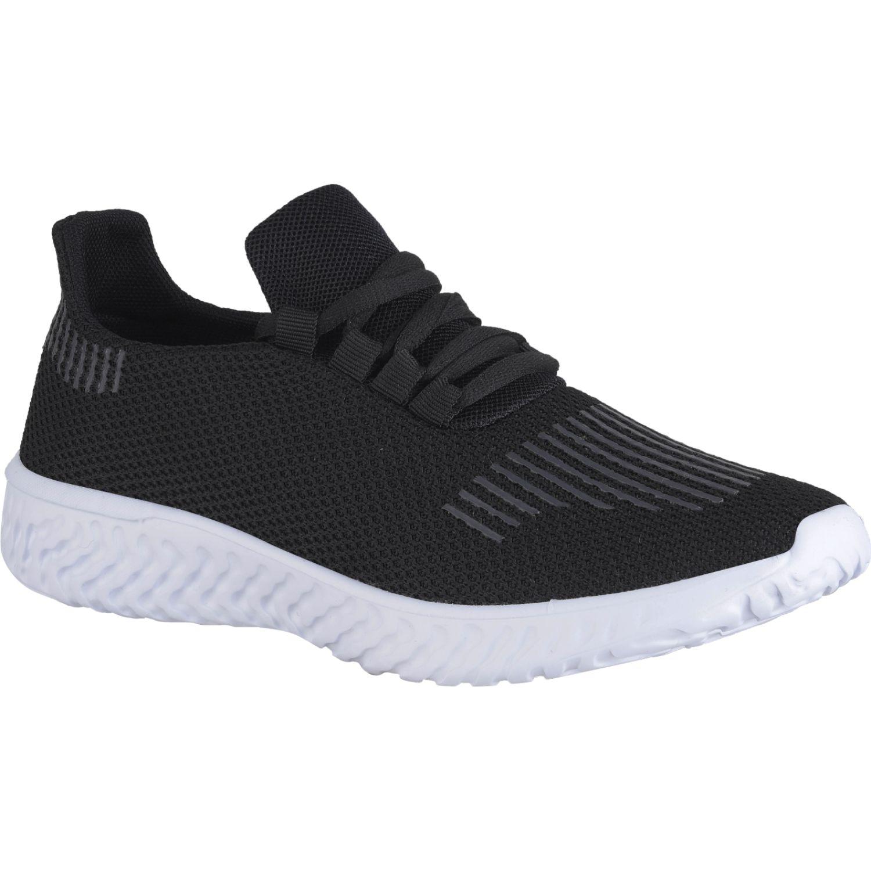 Platanitos Z 105 Negro Zapatillas de moda