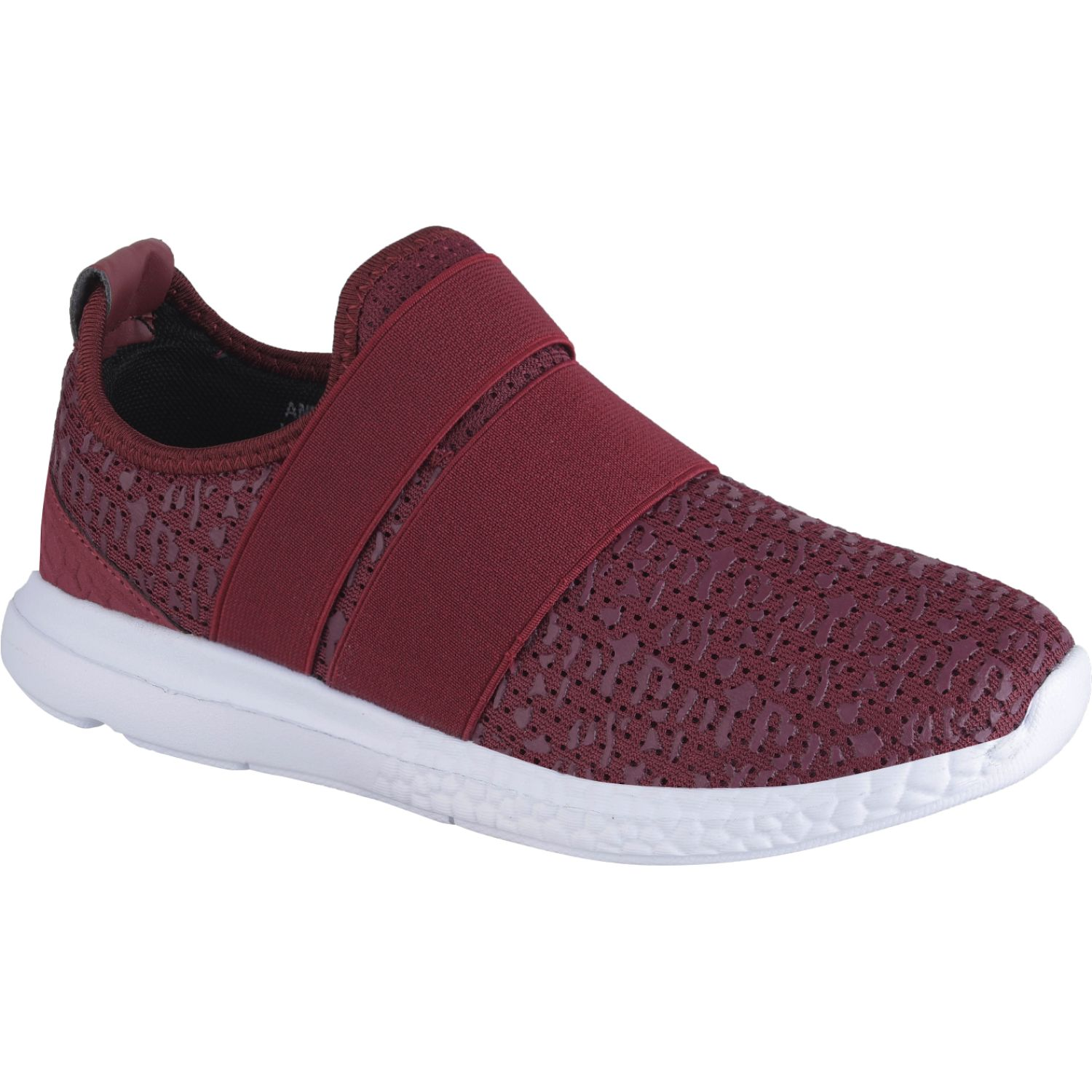Platanitos Z 07 Guinda Zapatillas Fashion