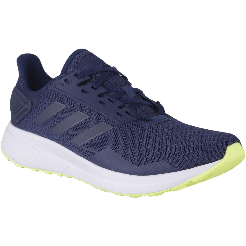 Adidas duramo 9 Azul / blanco Running en pista | platanitos.com