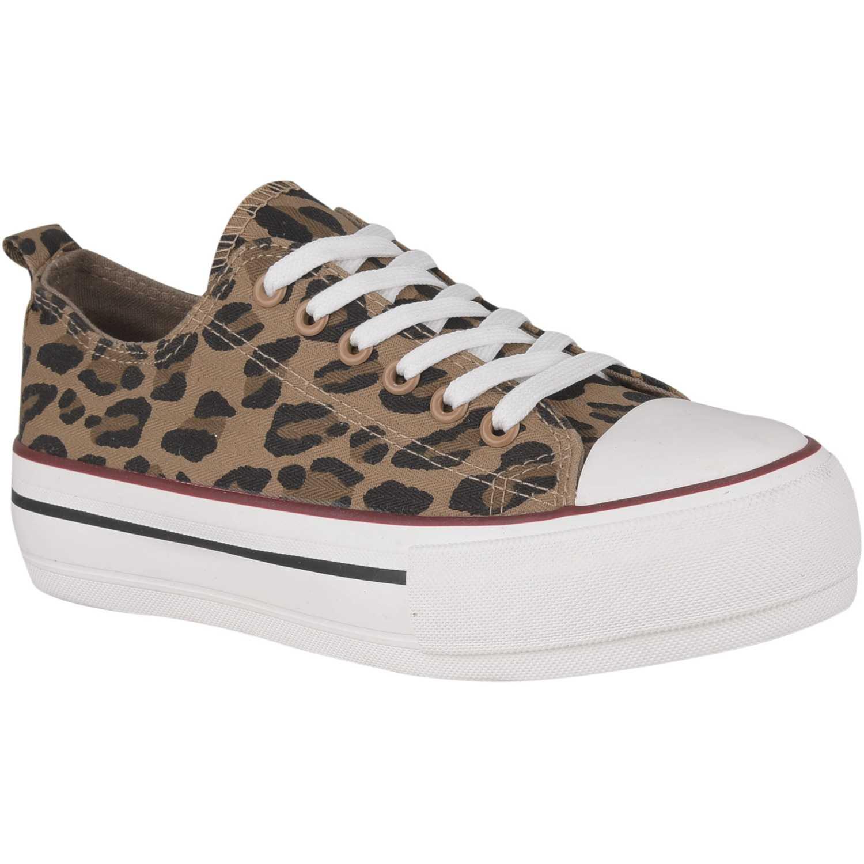 Just4u zc 2425 Leopardo Zapatillas Fashion