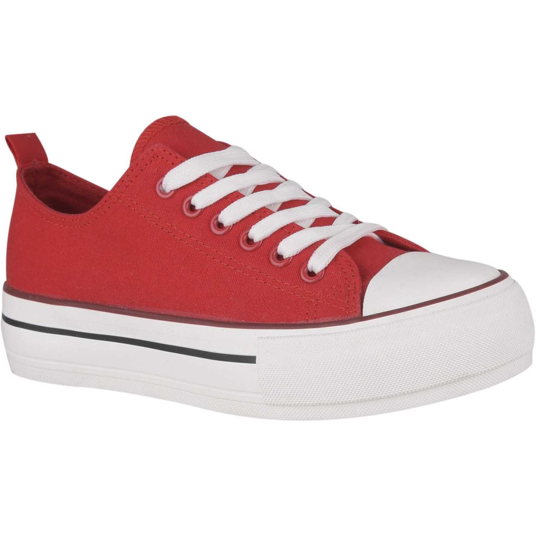 Just4u zc 2425 Rojo Zapatillas Fashion