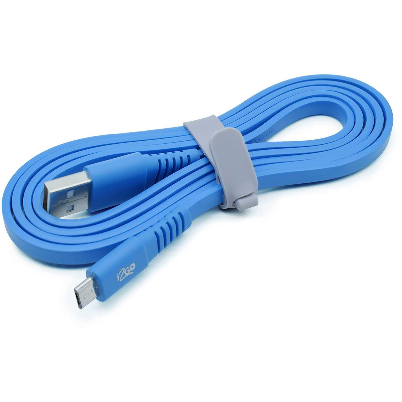 I2go Cable Usb 2.0 Micro Usbazul
