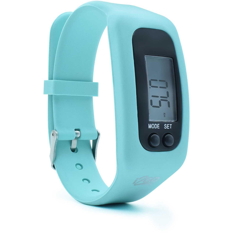 Reloj Deportivo  I2go Verde Agua reloj fitnes cuenta pasos calorias distancia verde