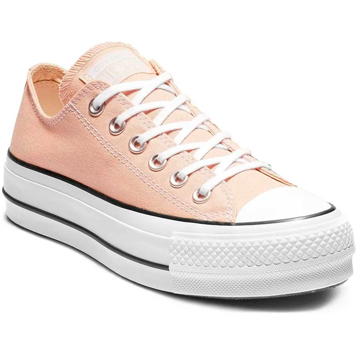 Converse chuck taylor all star lift seasonal ox Salmón Walking