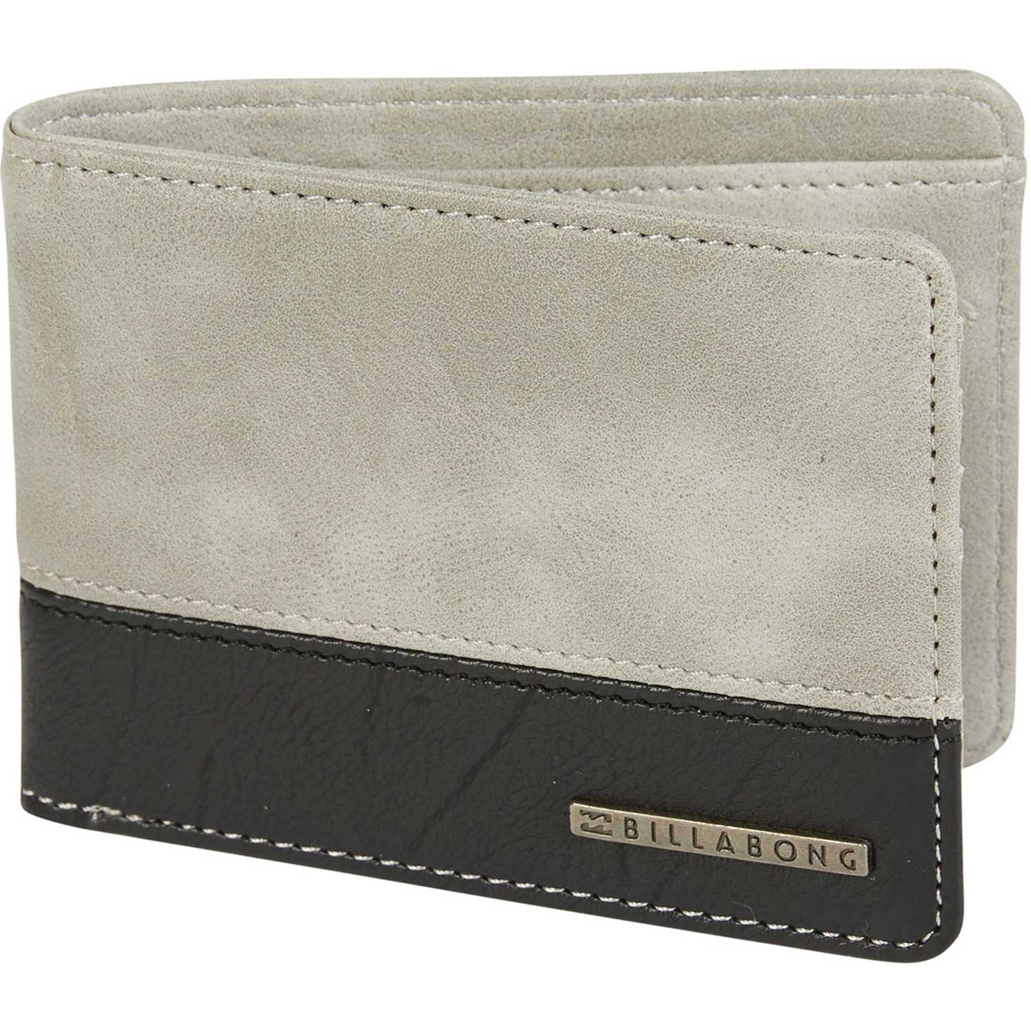 Billabong dimension wallet Hueso / Negro Billeteras