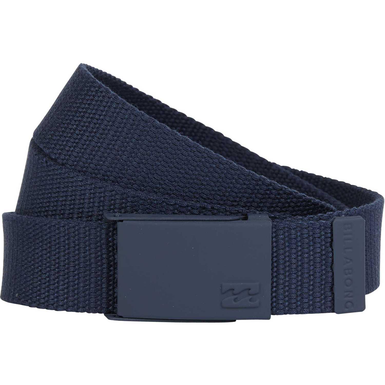 Billabong cog Navy Correas y Cinturones