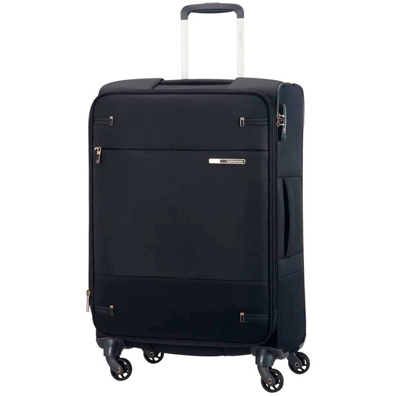 Samsonite Spinner 28 Exp Black Basefolk Negro