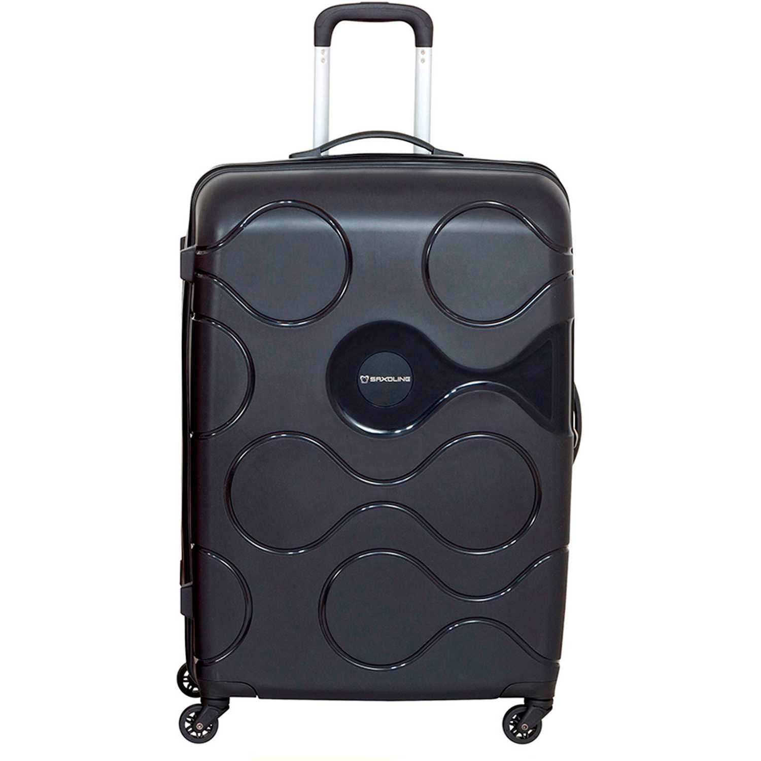 Saxoline Spinner 77/28 Black Atlas Negro