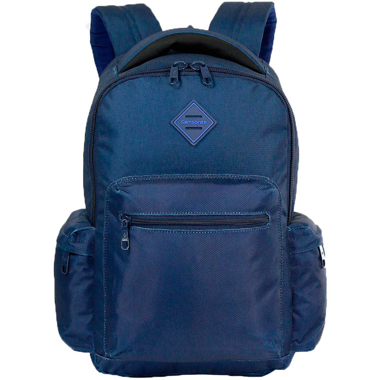 Deportivo de Hombre Samsonite Navy laptop backpack 16 navy ultimate server