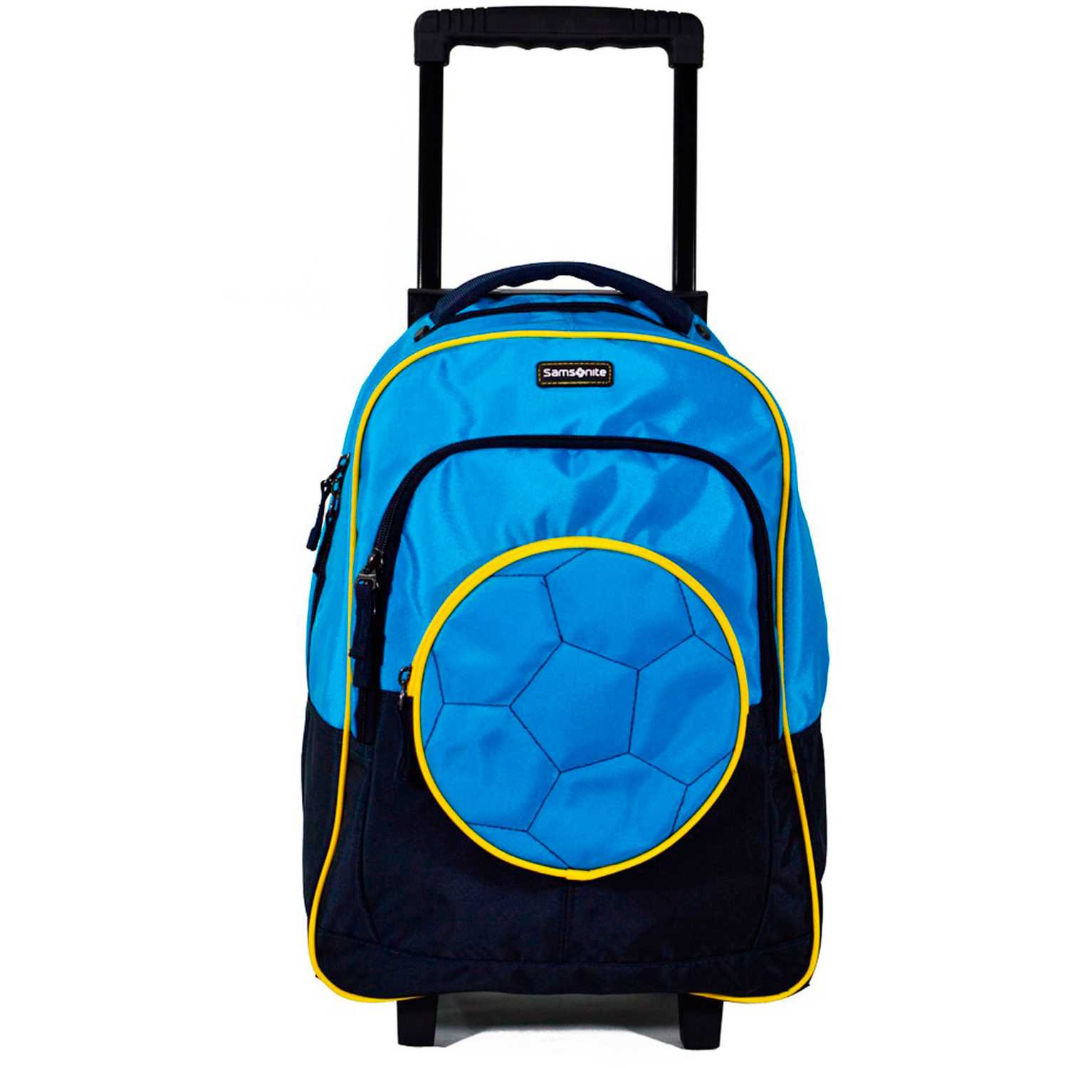 Maletas de Hombre Samsonite Celeste / amarillo trolley blue/yellow motion kick