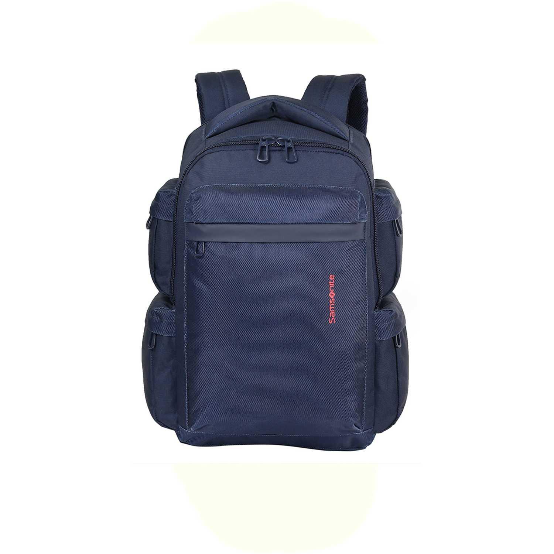 Mochila  Samsonite Navy laptop backpack 16 navy ultimate data
