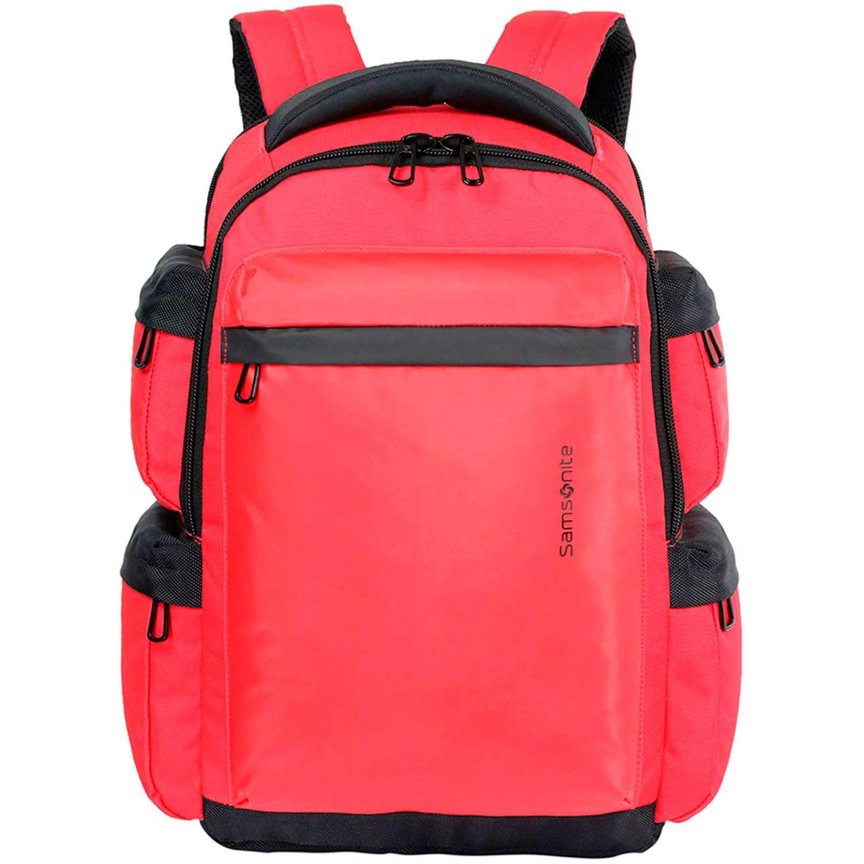 Deportivo de Hombre Samsonite Rojo / negro laptop backpack 16 red ultimate data