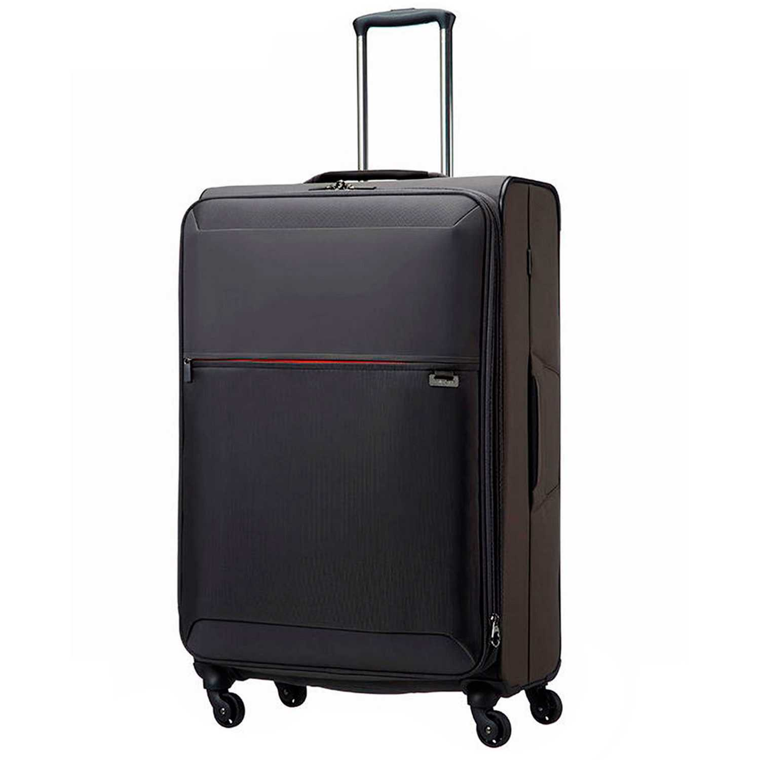 Samsonite spinner 67/24pulg exp black samsonite superlite Negro Portafolios