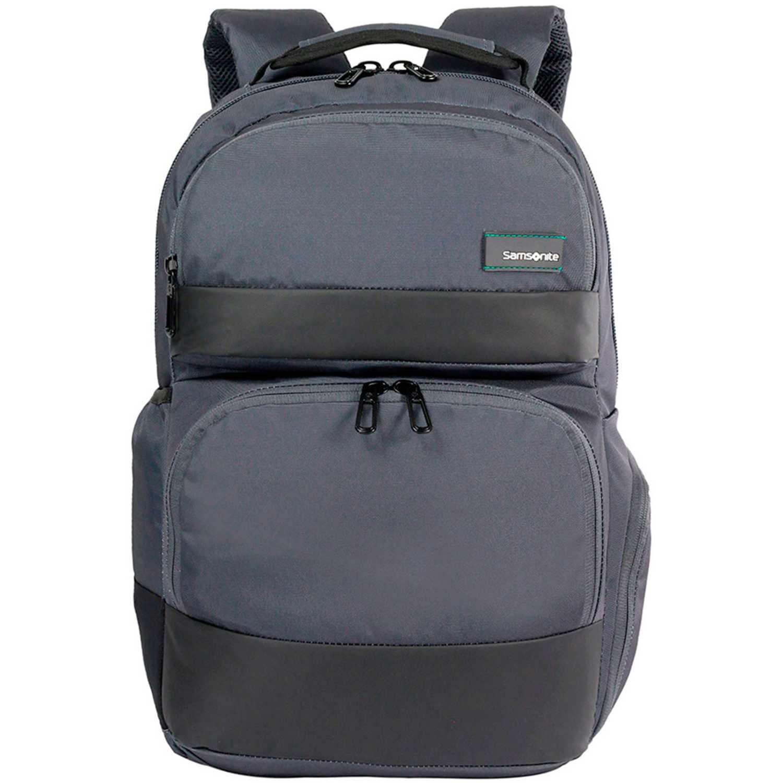 Deportivo de Hombre Samsonite Plomo laptop backpack 15.6 dark grey ultimate 930