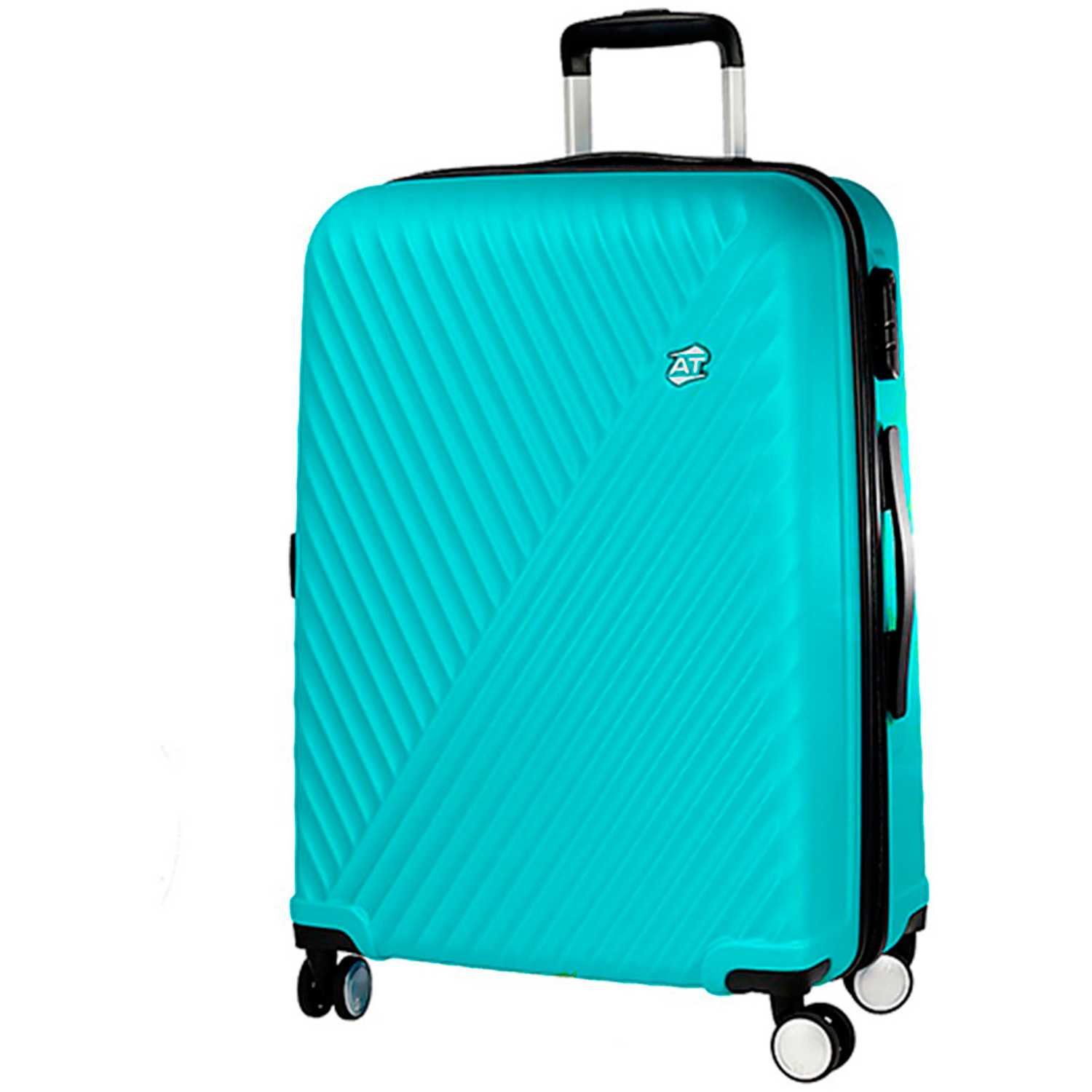 American tourister Spinner 66/24 Turquoise Frisbee Turquesa