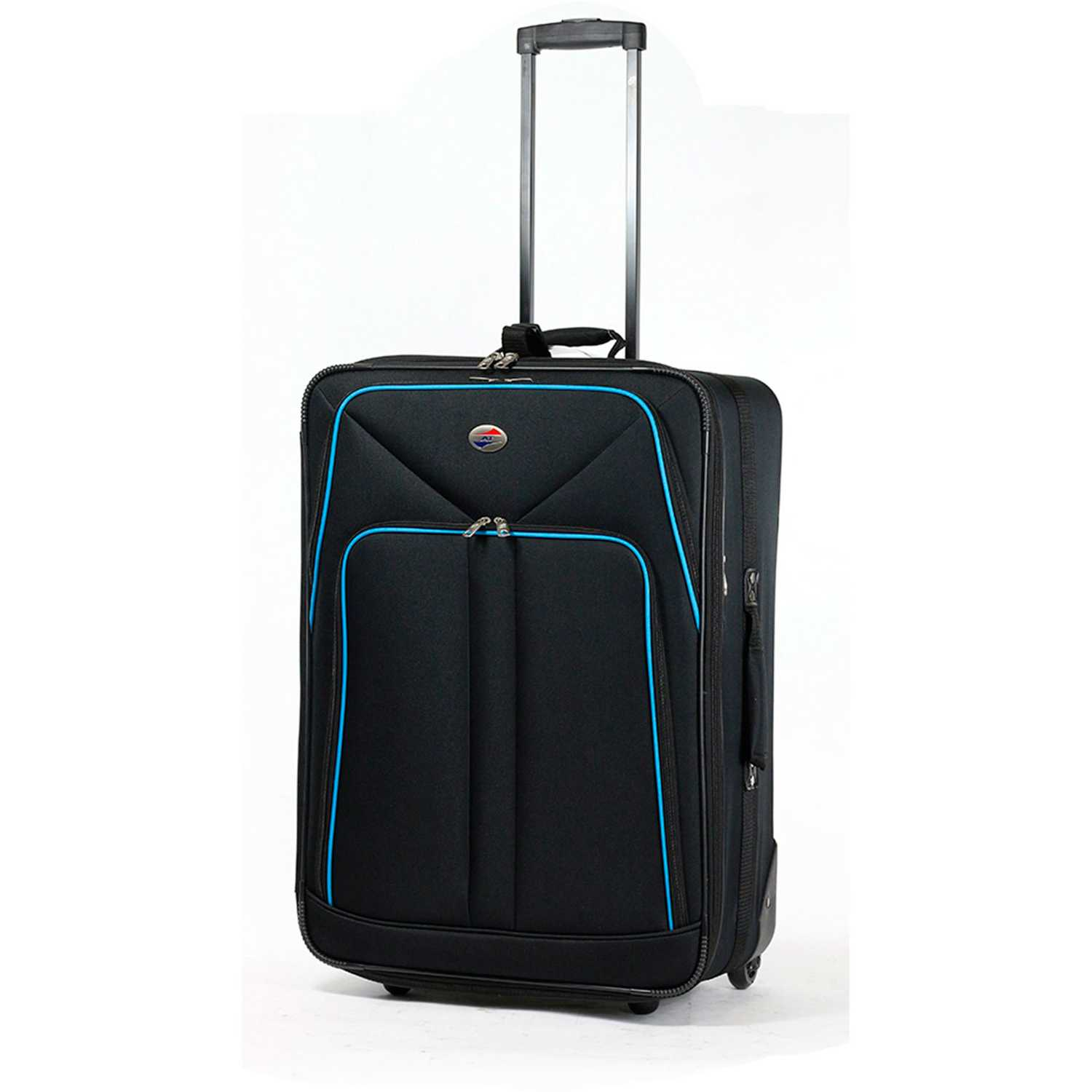 Maleta  American tourister Negro upright 25 black tour ii