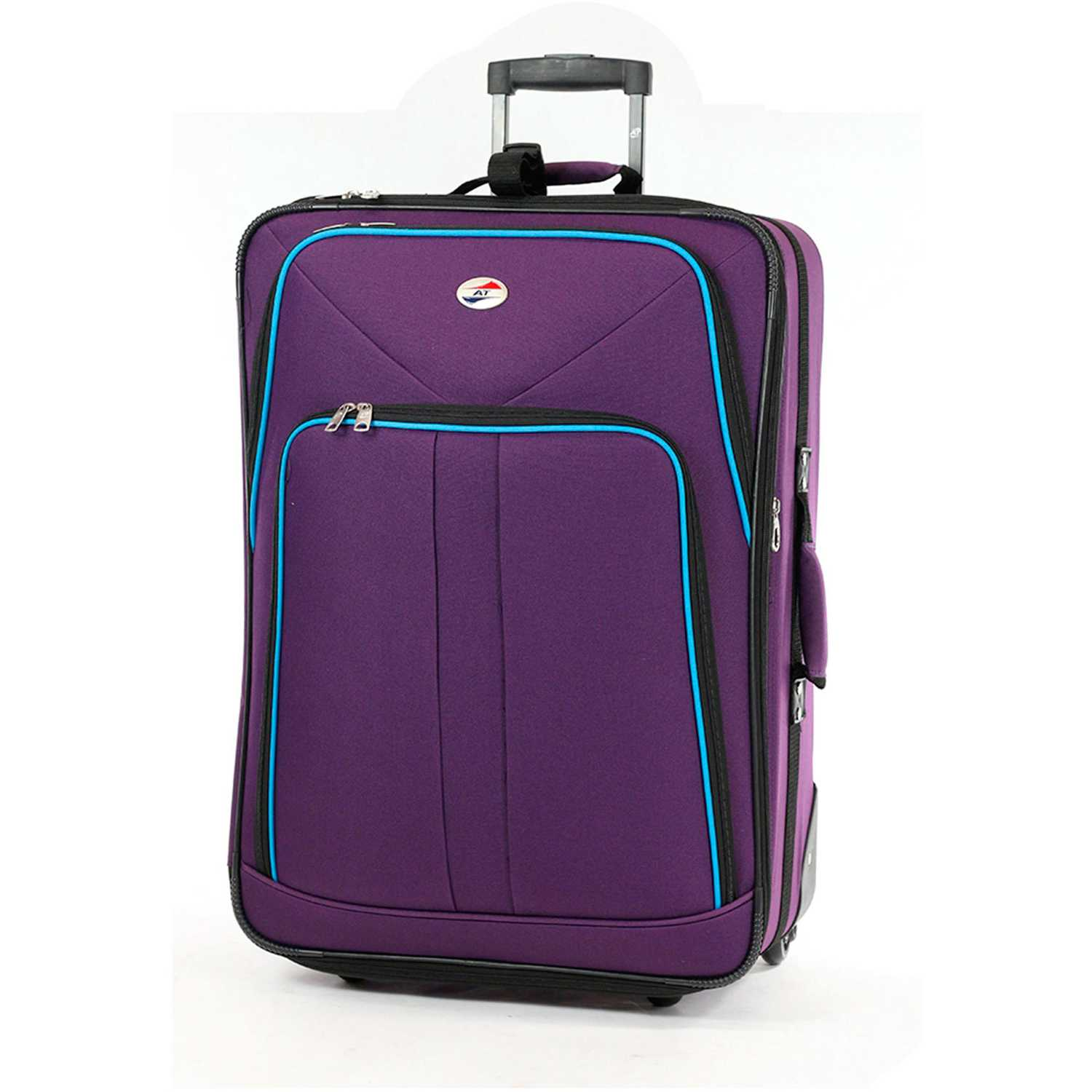American tourister upright 25 purple tour ii Morado Portafolios