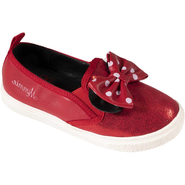 Minnie 2mnzci19201 Rojo Flats