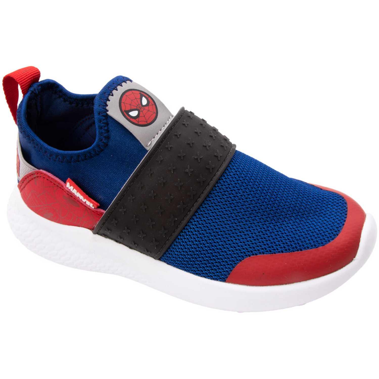 Casual de Niño Spiderman Azul / rojo 2snzli19201