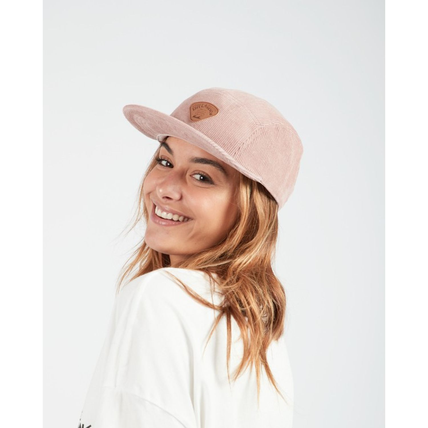 Billabong Sea The Good Rosado Gorras de béisbol