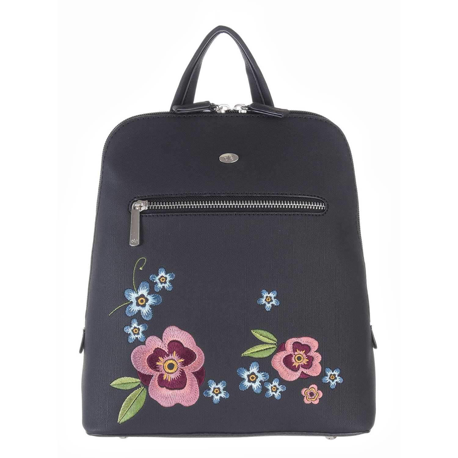 Platanitos g-9101 Negro Mochilas Fashion