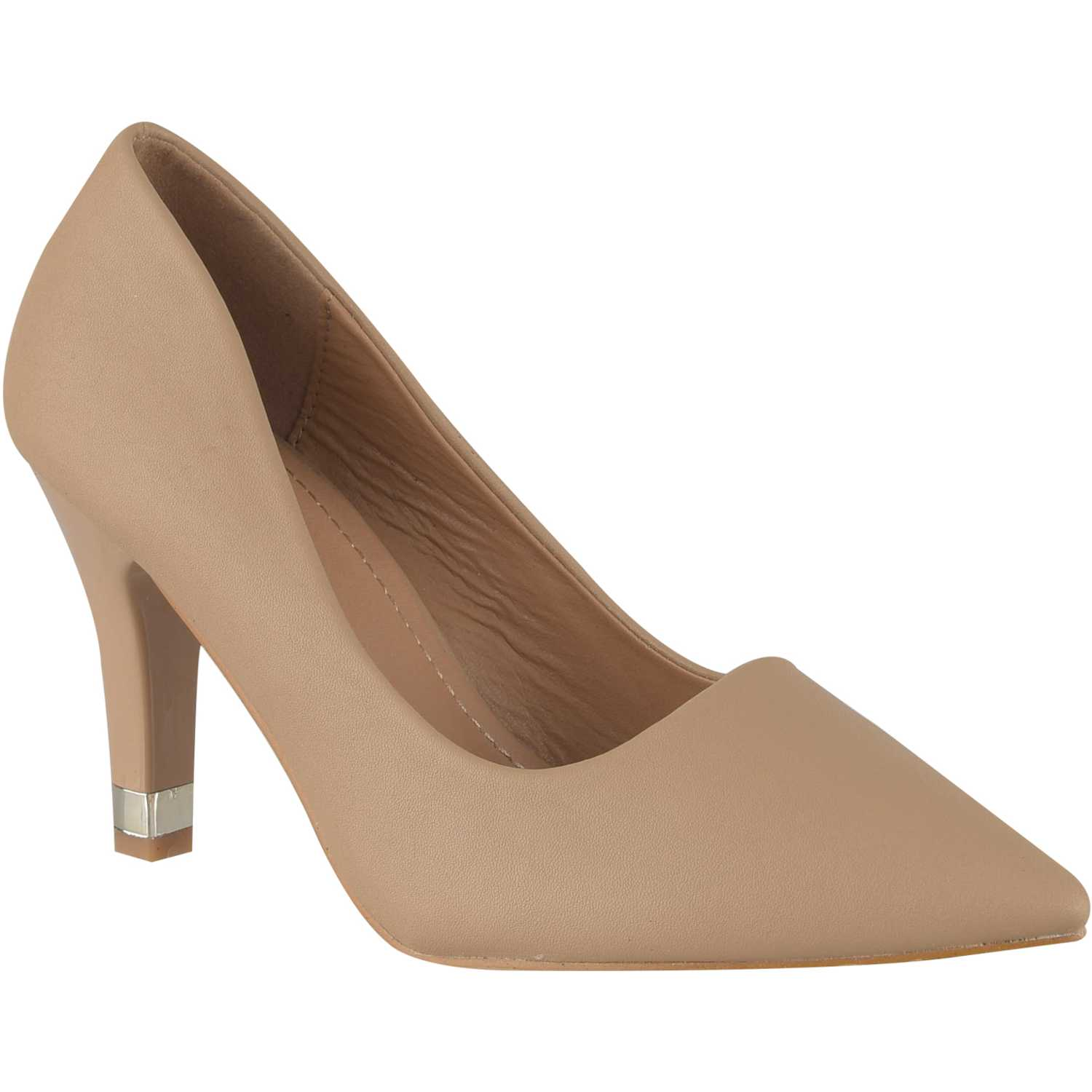 Platanitos cv 20011 Beige Estiletos y Pumps