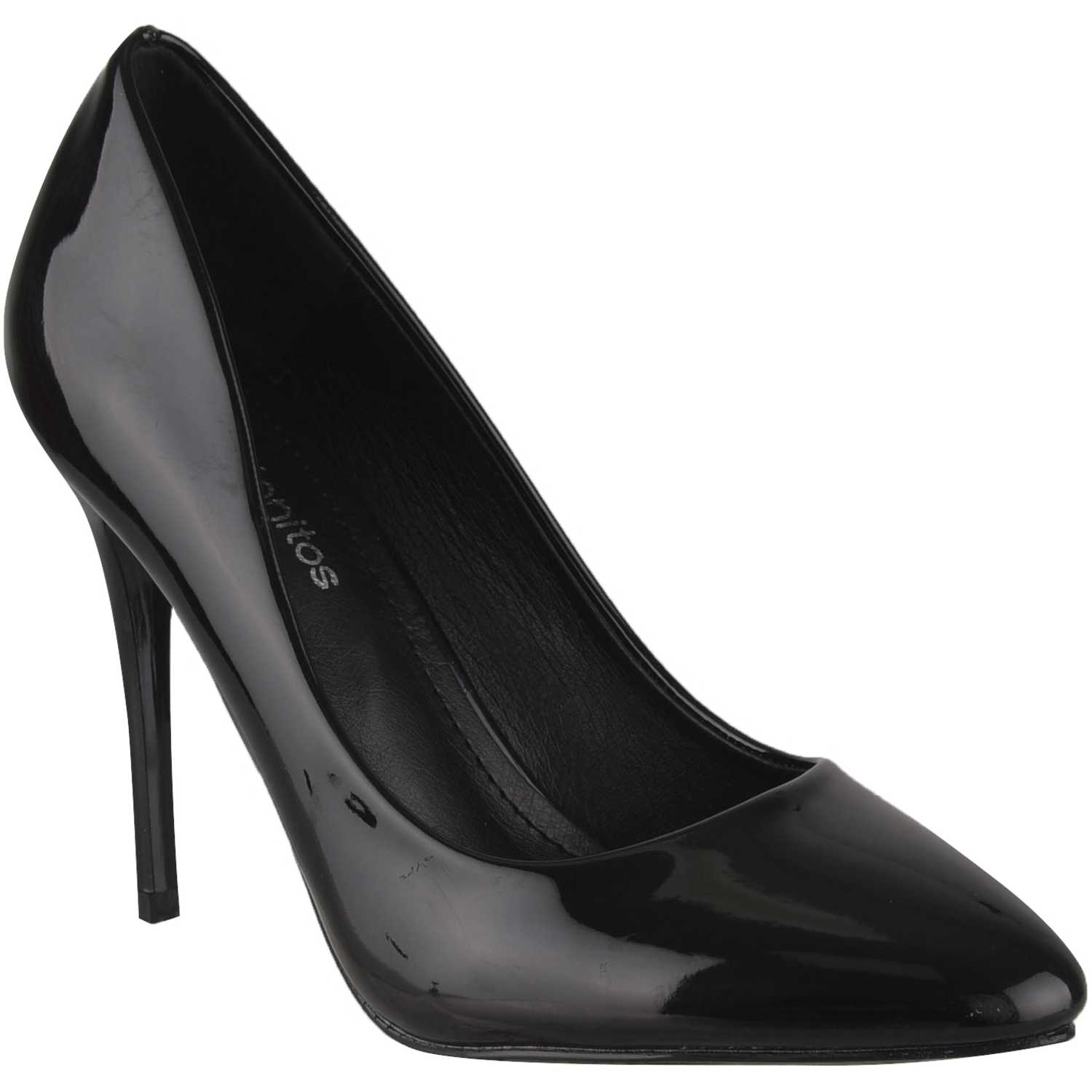 Platanitos Cv 111 Negro Estiletos y pumps