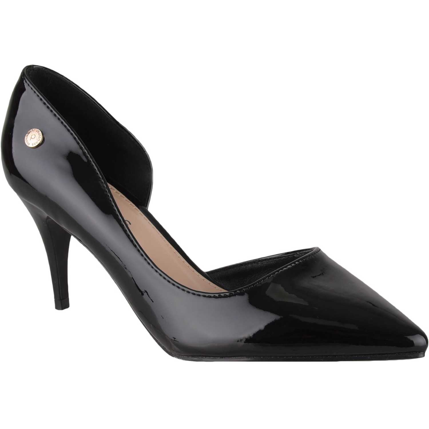 Platanitos cv 121c Negro Estiletos y Pumps