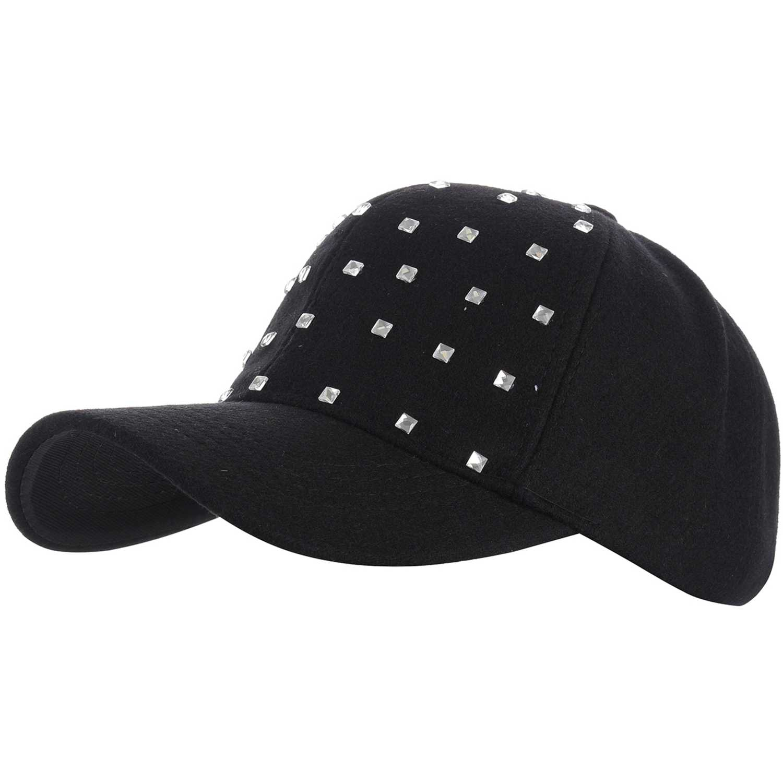Gorros de Mujer Platanitos Negro 30021025