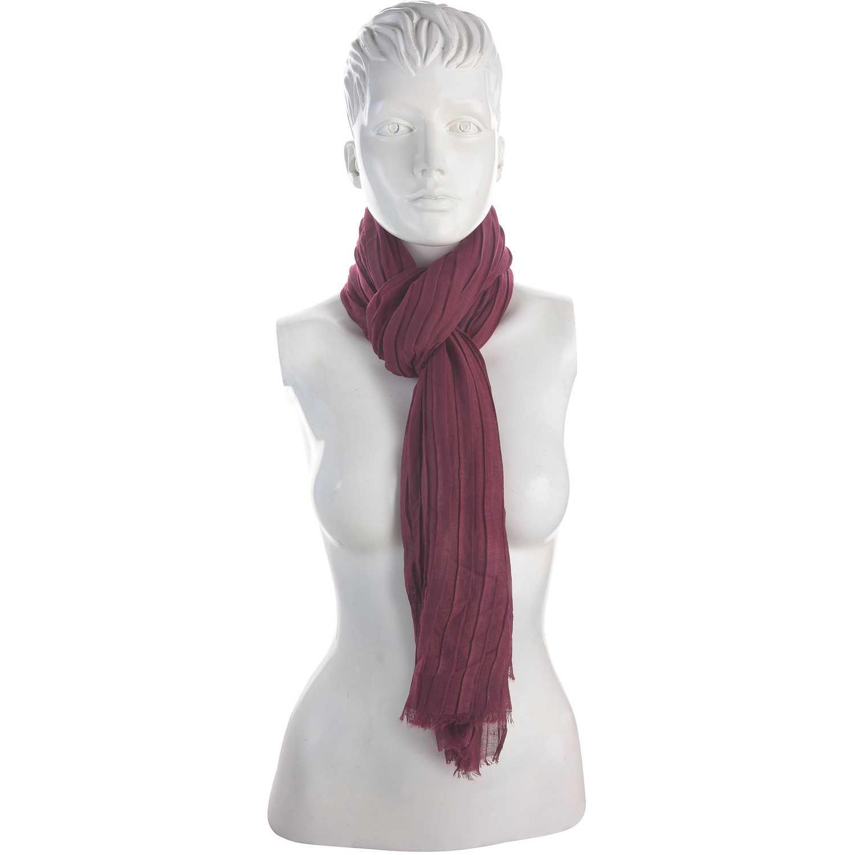 Bufandas de Mujer Platanitos Guinda 10221025