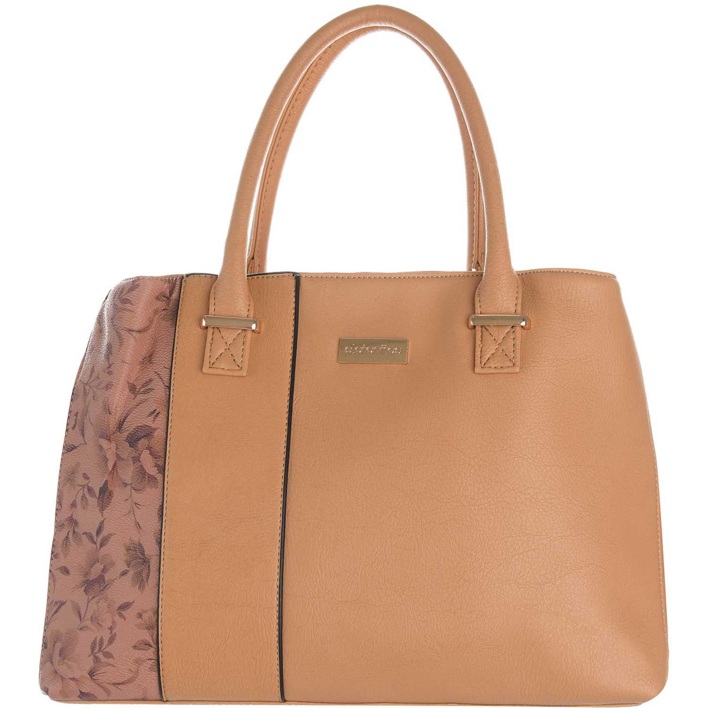 Platanitos blaire handbag Camel Carteras de Mano