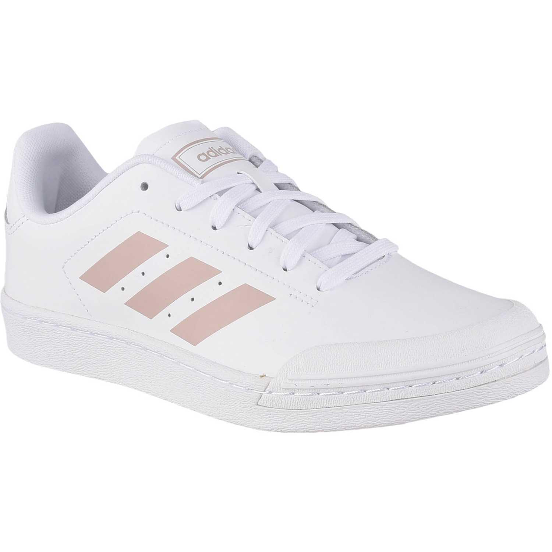 Adidas court70s Blanco / marrón Walking