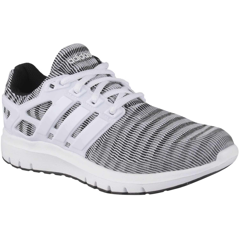 Adidas energy cloud v Blanco / negro Walking