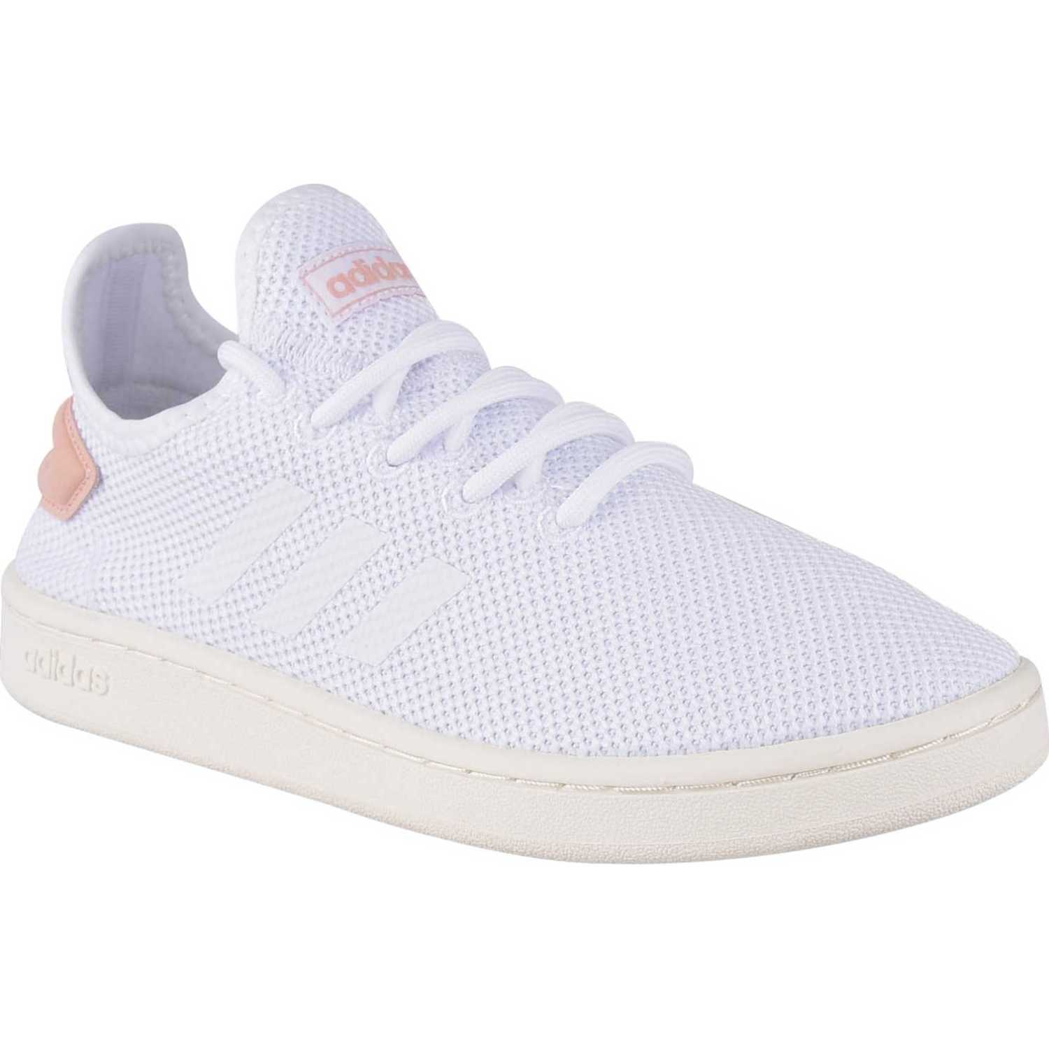 Adidas Court Adapt Blanco / Melon Walking