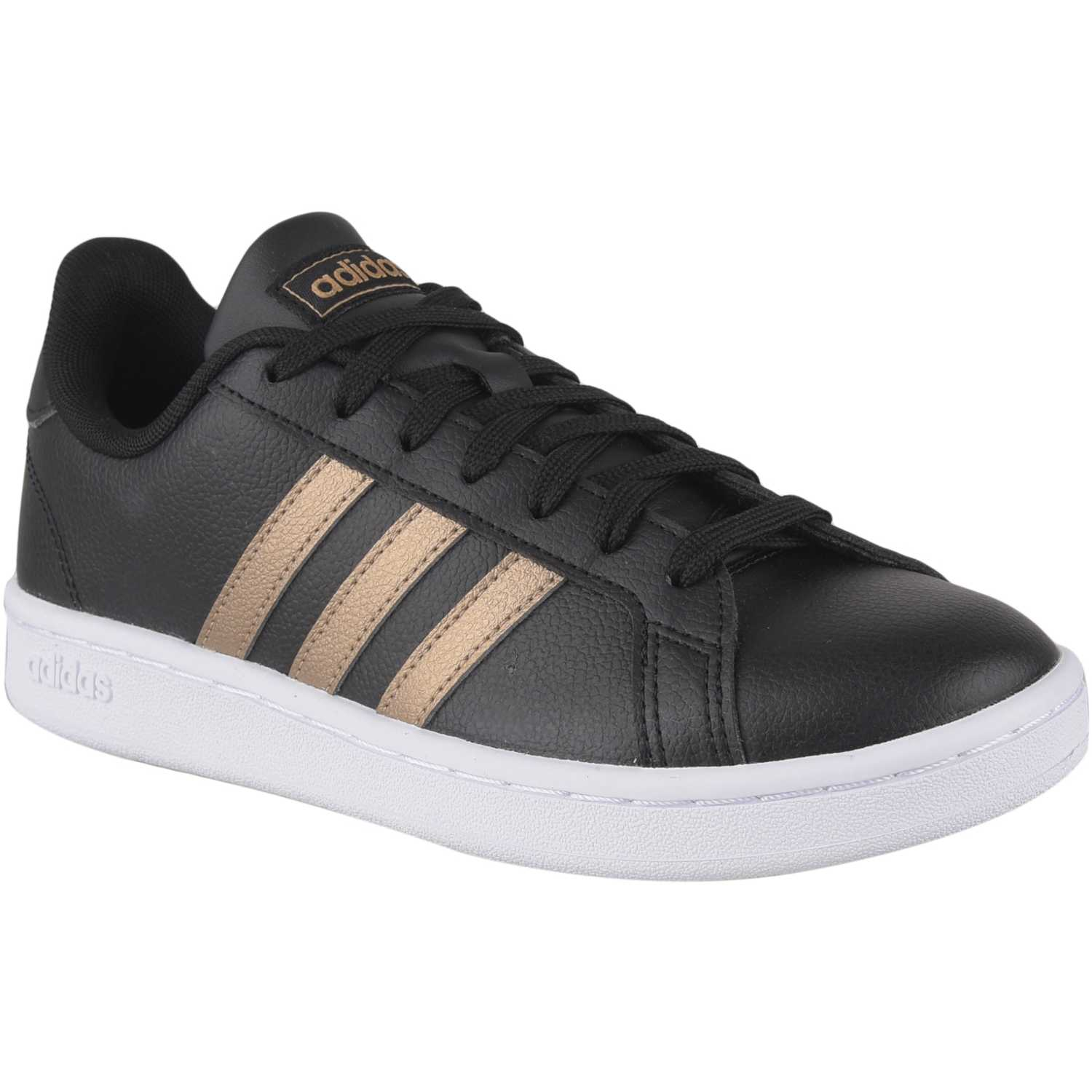 Adidas grand court Negro Walking | platanitos.com