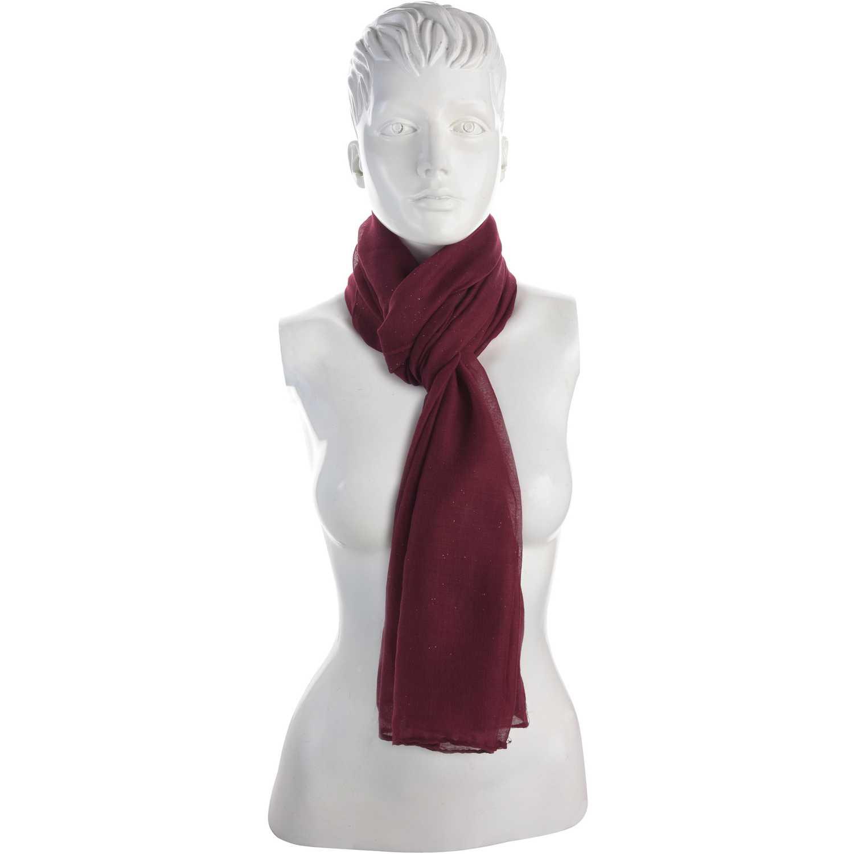 Bufandas de Mujer Platanitos Guinda 10291025