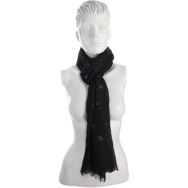 Platanitos 10351025 Negro Bufandas Fashion