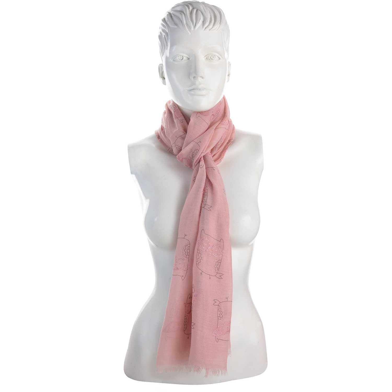 Bufanda de Mujer Platanitos Rosado 10391025